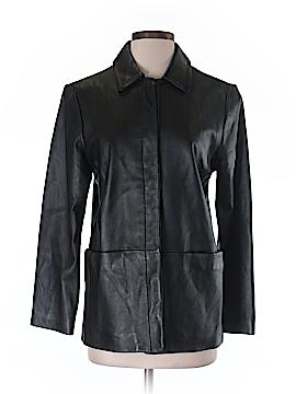 Brooks Leather Jacket Size XS