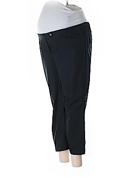 Liz Lange Maternity Casual Pants Size 10 (Maternity)