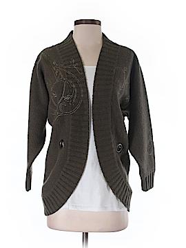 Triple Five Soul Wool Cardigan Size XS