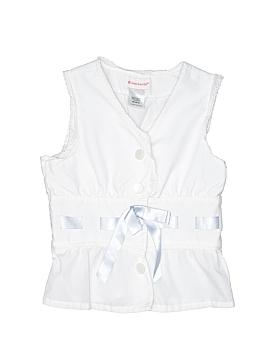 American Girl Tuxedo Vest Size 10 - 12