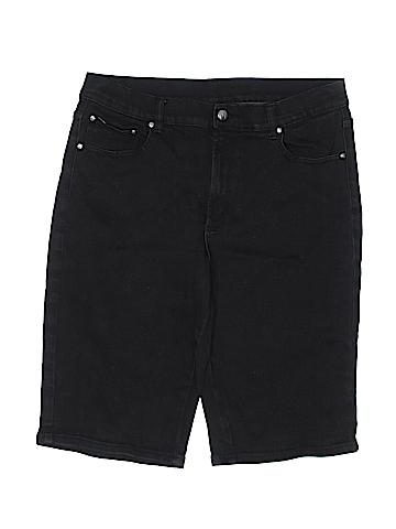 DG^2 by Diane Gilman Denim Shorts Size 14