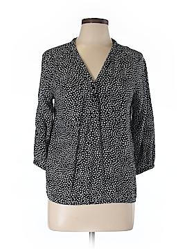 Cynthia by Cynthia Rowley 3/4 Sleeve Blouse Size M