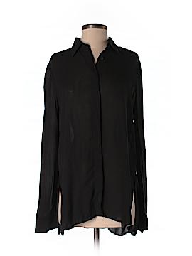 The Row Long Sleeve Blouse Size S