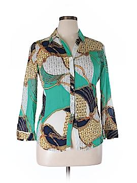 Grand & greene Long Sleeve Blouse Size M
