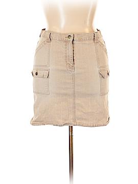 New York & Company Denim Skirt Size 14