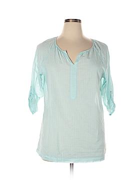 David Jones 3/4 Sleeve Blouse Size 14