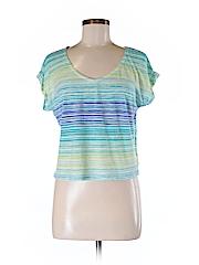 Arizona Jean Company Women Short Sleeve T-Shirt Size M