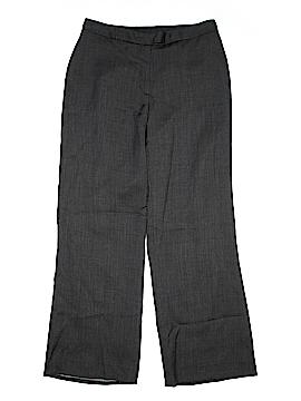 Oscar by Oscar De La Renta Wool Pants Size 8