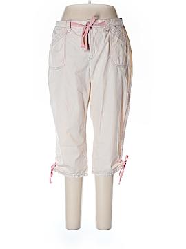 French Cuff Khakis Size 14