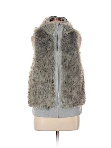 Victoria's Secret Faux Fur Vest Size M