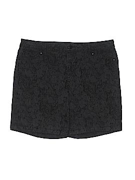 Simply Vera Vera Wang Denim Shorts Size 12