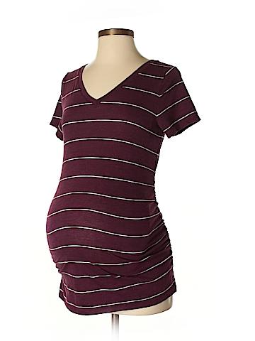 Liz Lange Maternity Short Sleeve T-Shirt Size XS (Maternity)