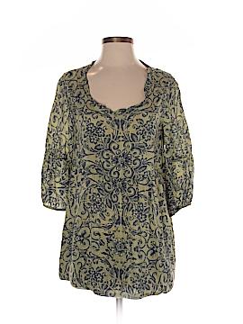 Tianello 3/4 Sleeve Blouse Size XS