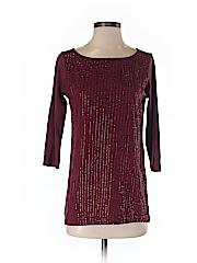 Ann Taylor LOFT Outlet Women 3/4 Sleeve Top Size S