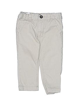 OshKosh B'gosh Khakis Size 12 mo
