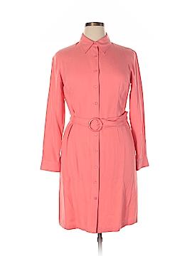 Bloomingdale's Casual Dress Size 14 (Petite)