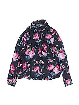Abercrombie Long Sleeve Blouse Size 11 - 12