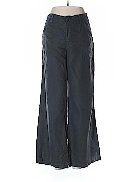 Calvin Klein Linen Pants Size 8