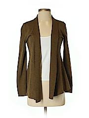 Eileen Fisher Women Wool Cardigan Size S (Petite)