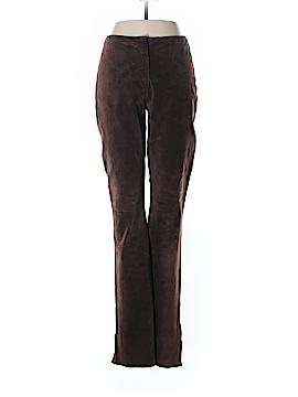 Bebe Leather Pants Size 4