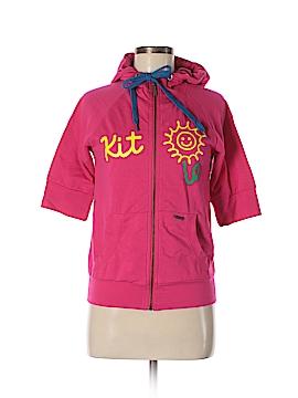 Kitson LA Zip Up Hoodie Size M