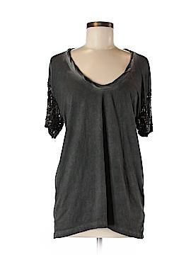 Pam & Gela Short Sleeve Top Size M