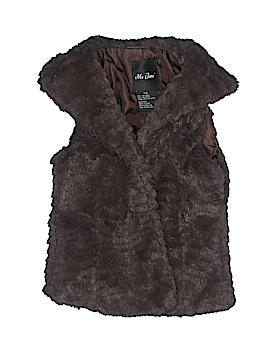 Me Jane Faux Fur Vest Size 7 - 8
