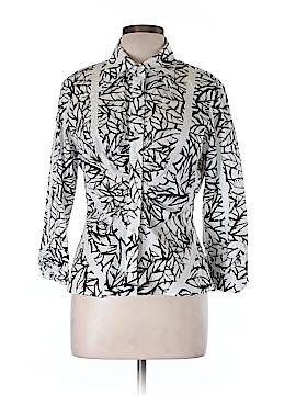 Finley Long Sleeve Button-Down Shirt Size L