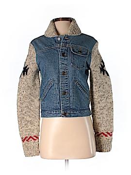 Ralph Lauren Sport Denim Jacket Size S