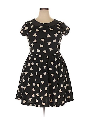 LC Lauren Conrad Casual Dress Size 16