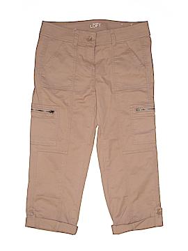 Ann Taylor LOFT Outlet Cargo Pants Size 0