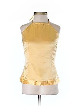 Liquid Sleeveless Silk Top Size XS