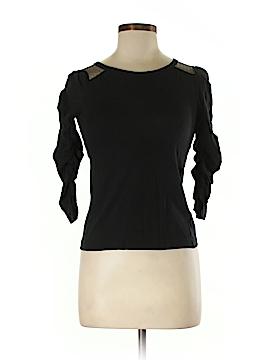 Katayone Adeli 3/4 Sleeve Top Size 2