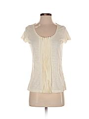 Talbots Women Short Sleeve Top Size XS