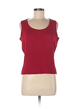 St. John Sport Wool Pullover Sweater Size S
