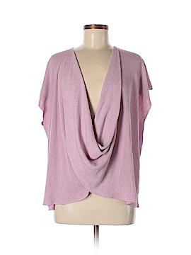 Josie Natori Silk Pullover Sweater Size M