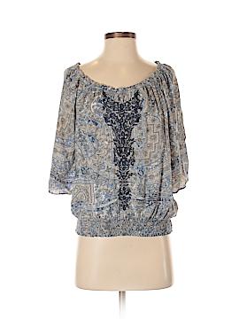 Style&Co 3/4 Sleeve Blouse Size 4