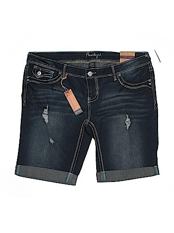 Amethyst Jeans Denim Shorts Size 16 (Plus)