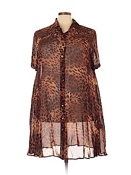 Gottex Casual Dress Size 2X (Plus)