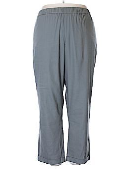 J.jill Linen Pants Size 4X (Plus)