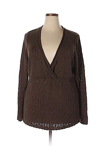 Lane Bryant Pullover Sweater Size 28 (Plus)