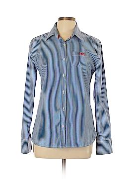 S&D Long Sleeve Button-Down Shirt Size L