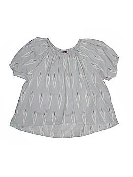 Tea Short Sleeve Blouse Size 8