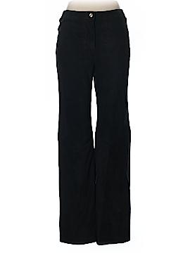 St. John Leather Pants Size 14
