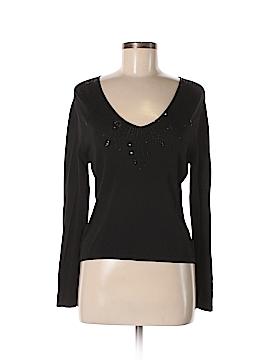 AK Anne Klein Pullover Sweater Size M (Petite)