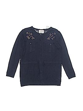 Zara Knitwear 3/4 Sleeve Top Size 9