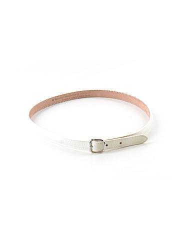Balenciaga Leather Belt Size XS
