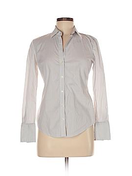 Calvin Klein Long Sleeve Button-Down Shirt Size XS (Tall)
