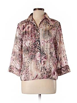 Jaipur 3/4 Sleeve Blouse Size L