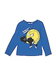 H&M Girls Long Sleeve T-Shirt Size 8